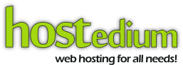 Web Hosting for all needs!